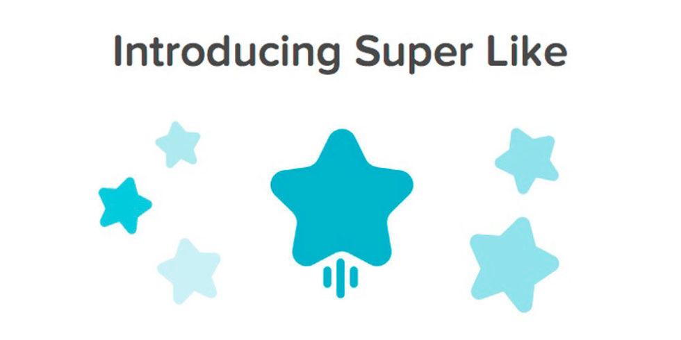 Novinka na Tinderu - Superlike