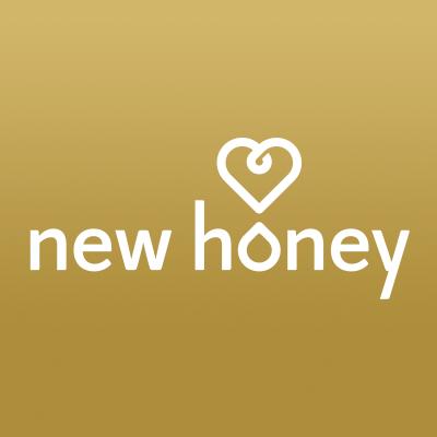 New Honey seznamka - logo